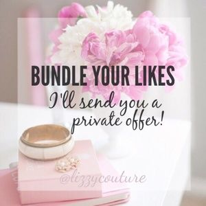 BUNDLE for SPECIAL DISCOUNTS!
